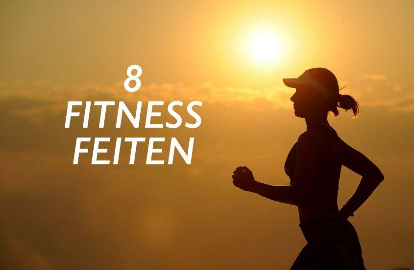 8 schokkende fitness feiten