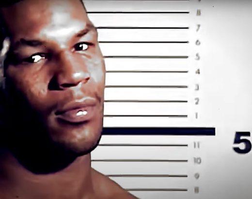 Training van Mike Tyson